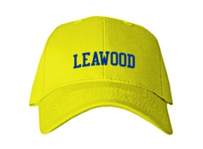 Leawood Middle School Kid Embroidered Baseball Caps