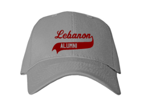 Lebanon Junior High School Embroidered Baseball Caps