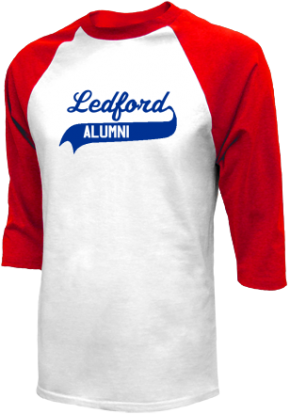 Ledford Middle School Raglan Shirts