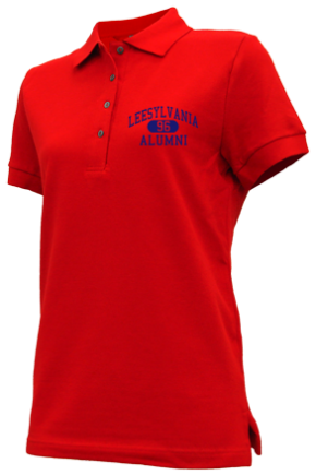 Leesylvania Elementary School Embroidered Polo Shirts