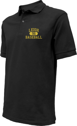 Leigh High School Embroidered Polo Shirts