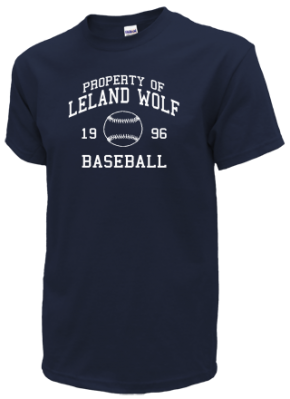 Leland Wolf High School T-Shirts