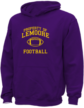 Lemoore High School Kid Hooded Sweatshirts