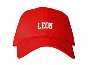 Leon High School Kid Embroidered Baseball Caps