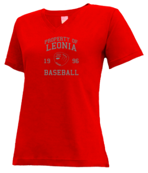 Leonia High School V-neck Shirts