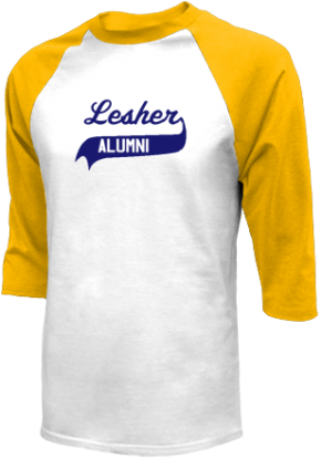 Lesher Junior High School Raglan Shirts