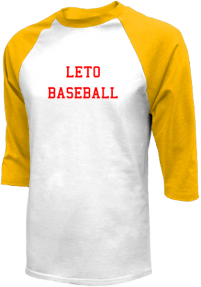 Leto High School Raglan Shirts