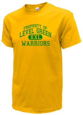 Level Green Elementary School T-Shirts