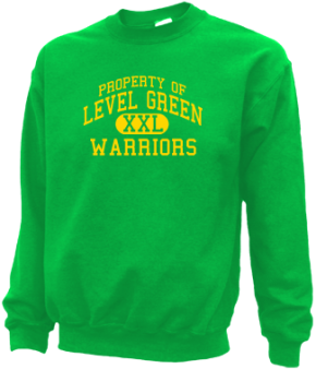 Level Green Elementary School Sweatshirts