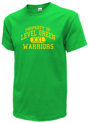 Level Green Elementary School Kid T-Shirts