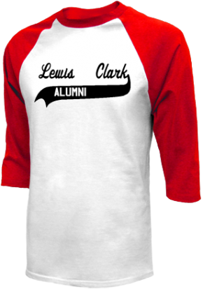 Lewis & Clark Middle School Raglan Shirts