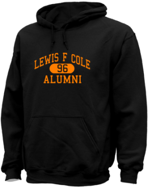 Lewis F Cole Middle School Hoodies
