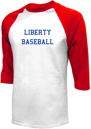 Liberty High School Raglan Shirts