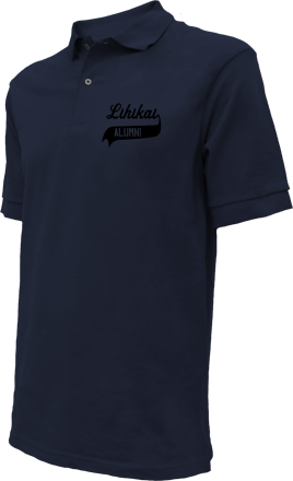 Lihikai Elementary School Embroidered Polo Shirts