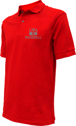 Lima High School Embroidered Polo Shirts