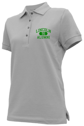Lincoln Elementary School Embroidered Polo Shirts