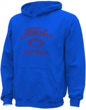 Lindhurst High School Kid Hooded Sweatshirts