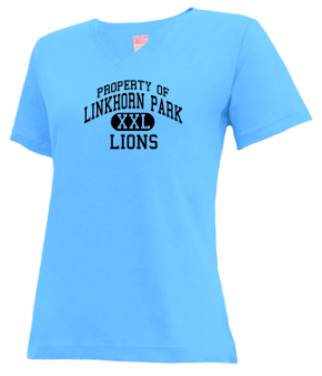 Linkhorn Park Elementary School V-neck Shirts