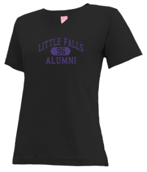 Little Falls High School V-neck Shirts