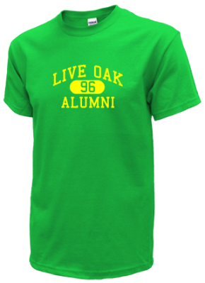 Live Oak High School T-Shirts
