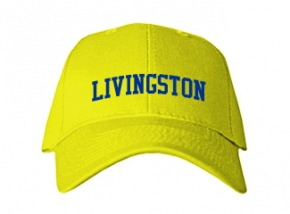 Livingston Elementary School Kid Embroidered Baseball Caps