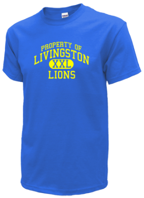 Livingston Elementary School Kid T-Shirts