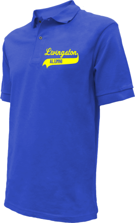 Livingston Elementary School Embroidered Polo Shirts