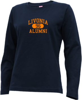 Livonia Primary School Long Sleeve Shirts