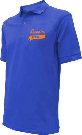 Livonia Primary School Embroidered Polo Shirts