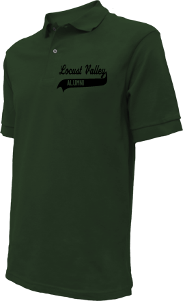 Locust Valley High School Embroidered Polo Shirts