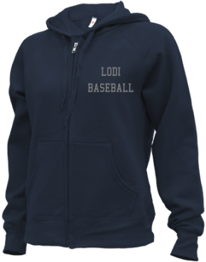 Lodi High School Zip-up Hoodies