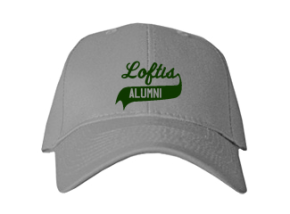 Loftis Middle School Embroidered Baseball Caps
