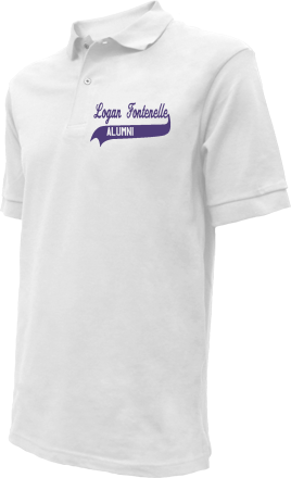 Logan Fontenelle Middle School Embroidered Polo Shirts