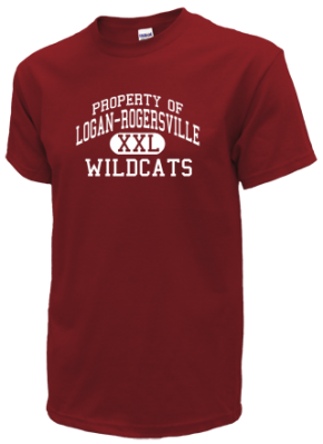 Logan-rogersville High School Kid T-Shirts