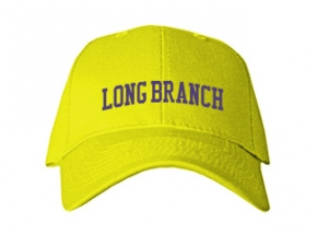 Long Branch Elementary School Kid Embroidered Baseball Caps