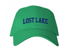 Lost Lake Elementary School Kid Embroidered Baseball Caps