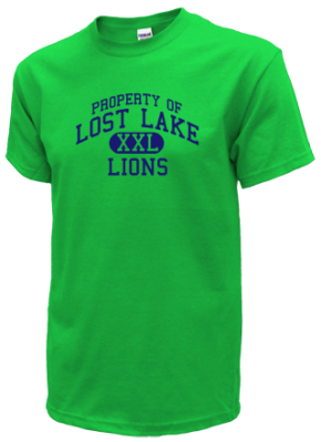 Lost Lake Elementary School Kid T-Shirts