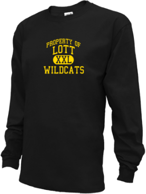 Lott Middle School Kid Long Sleeve Shirts