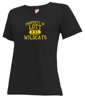 Lott Middle School V-neck Shirts