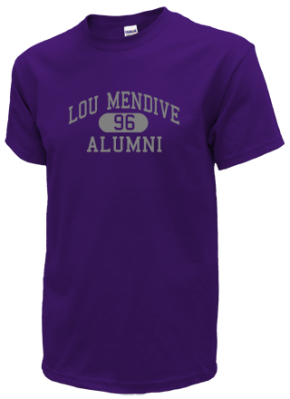 Lou Mendive Middle School T-Shirts