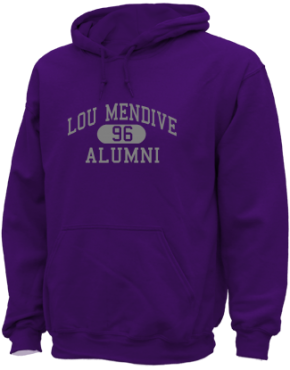 Lou Mendive Middle School Hoodies