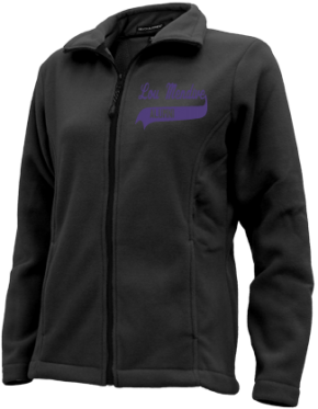Lou Mendive Middle School Embroidered Fleece Jackets