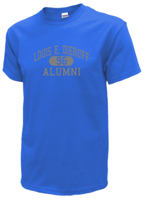 Louis E. Dieruff High School T-Shirts