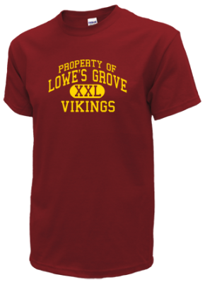 Lowe's Grove Middle School T-Shirts