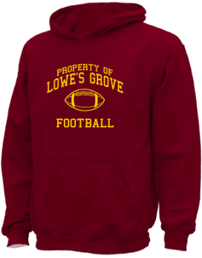 Lowe's Grove Middle School Kid Hooded Sweatshirts