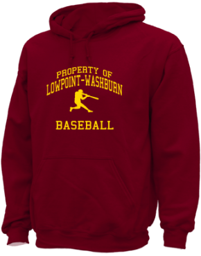 Lowpoint-washburn High School Hoodies