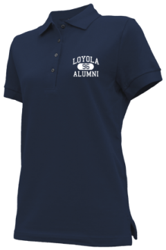 Loyola High School Embroidered Polo Shirts