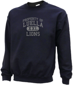 Luella High School Sweatshirts