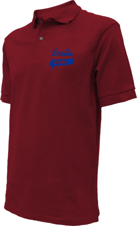 Luella Middle School Embroidered Polo Shirts