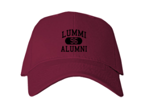 Lummi High School Embroidered Baseball Caps